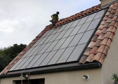 Dépannage capteurs solaires CLIPSOL